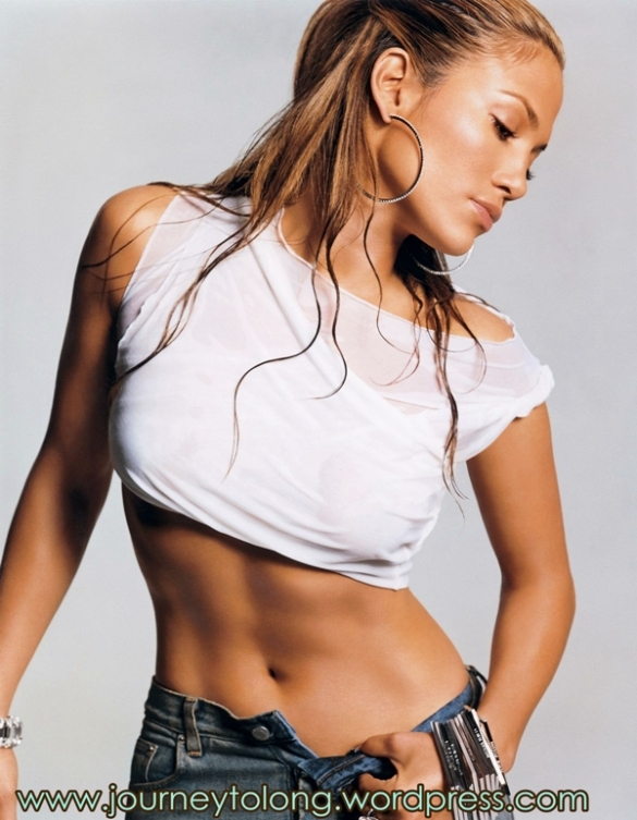 jennifer lopez body abs