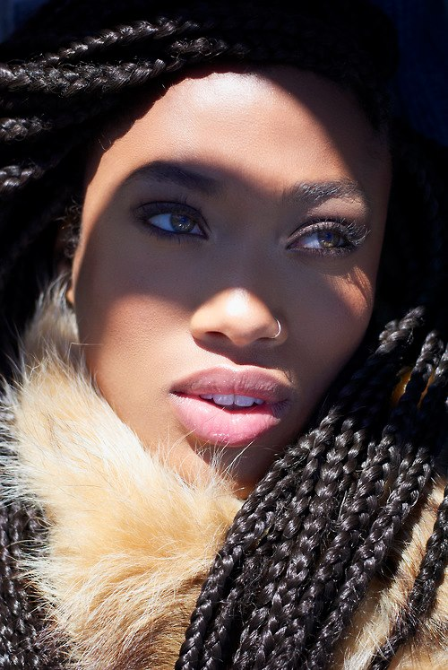 Natural Kinky Hair Inspiration (16)