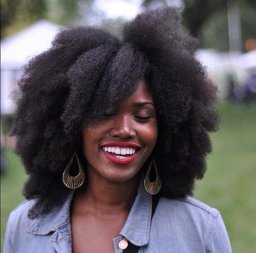 natural hairstyles for a wedding : Natural Hair Inspiration Photos..