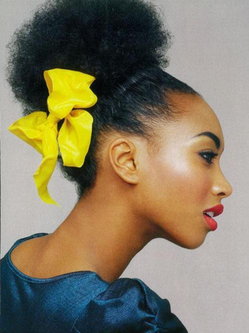 Natural Kinky Hair Inspiration (19)