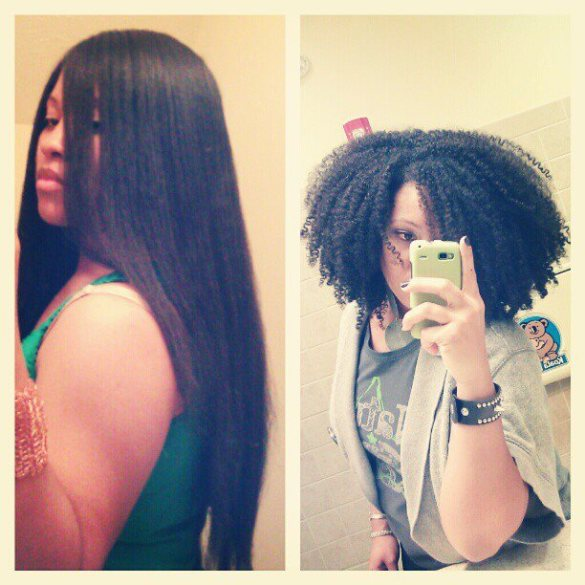 Natural Kinky Hair Inspiration (20)