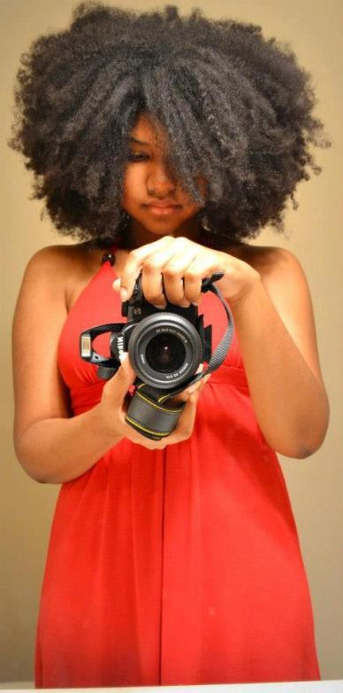 Natural Hair Inspiration Photos..