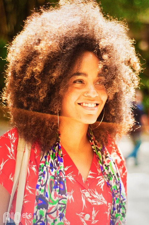 Natural Kinky Hair Inspiration (5)