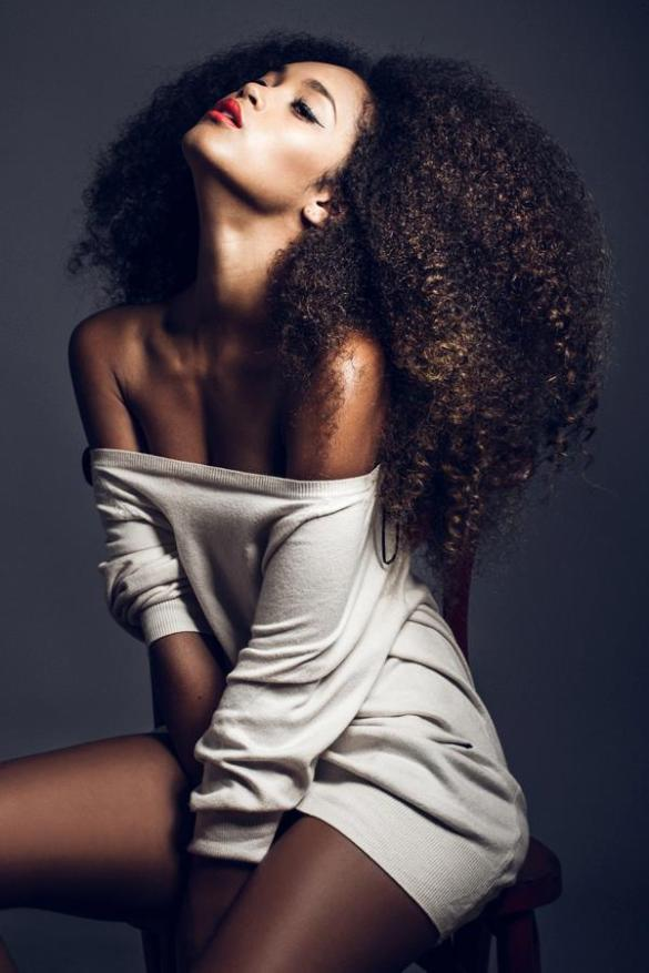 Natural Kinky Hair Inspiration (7)